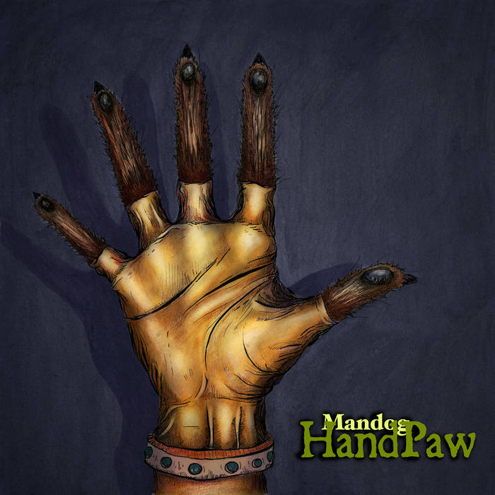 HandPaw cover art
