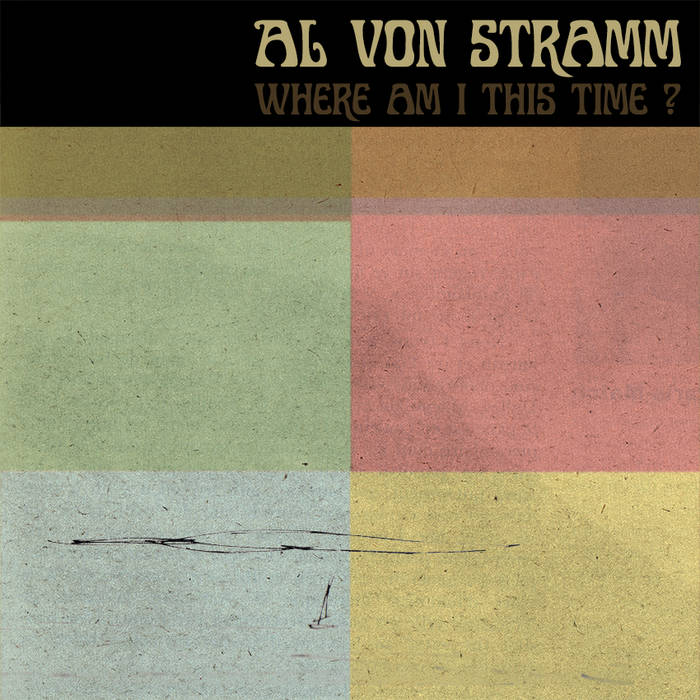 Where Am I This Time ? cover art