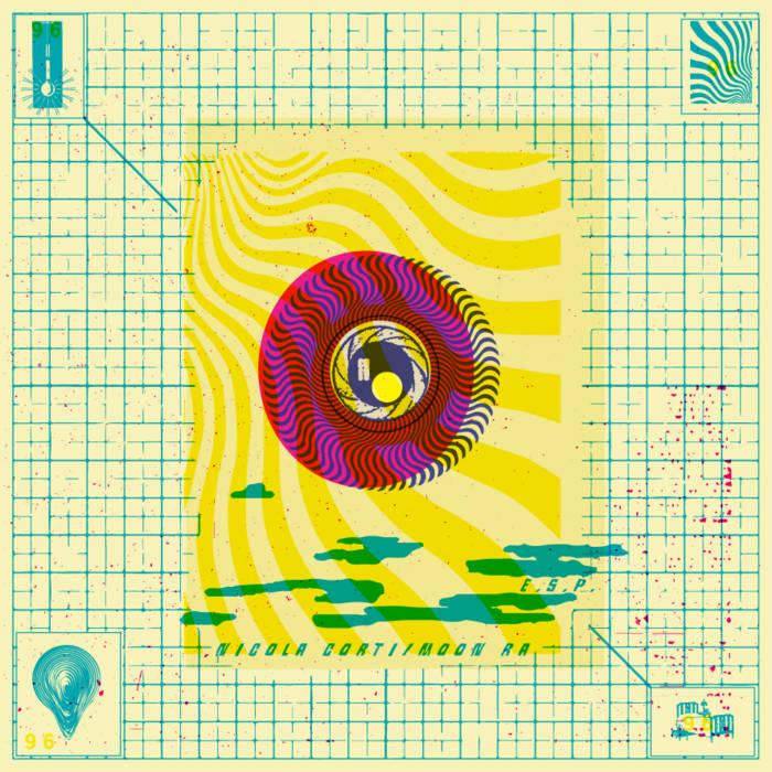 E.S.P. cover art
