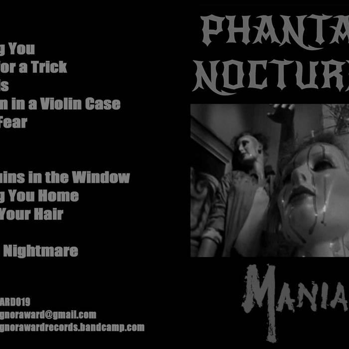 Maniac cover art