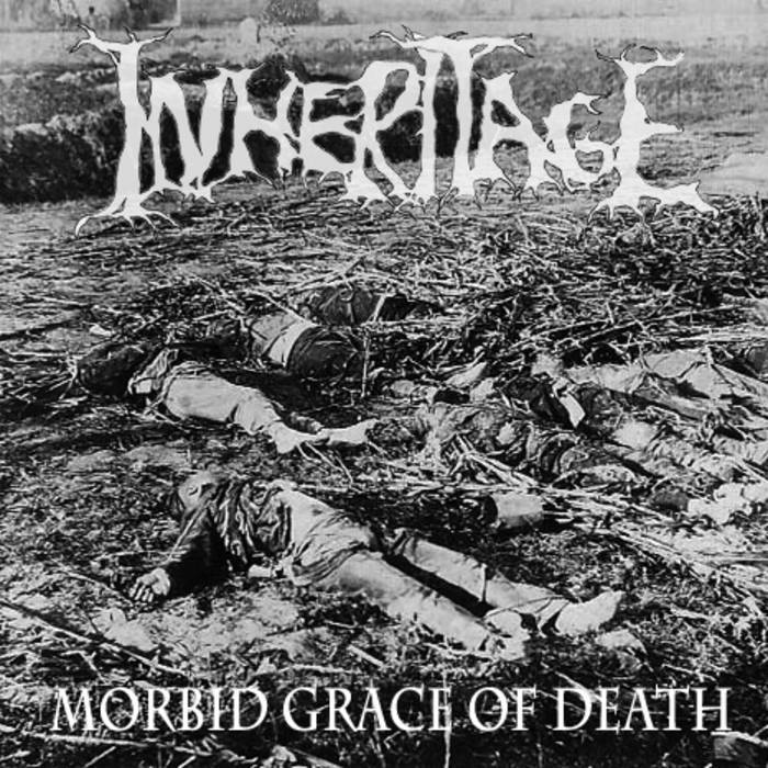 Inheritage - Morbid Grace of Death RTM019 cover art