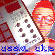 Geeky Gigs cover art