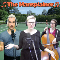 Mansplainer [single] cover art