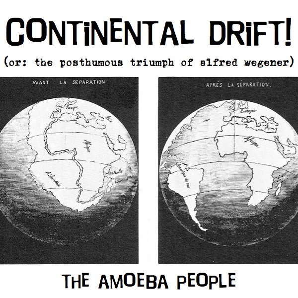 wegener s theory of continental drift Chapter 1, section 3 continental drift in 1910, a young german scientist named alfred wegener (vay guh nur) became curious about the relationship of the continentshe hypothesized that earth's continents had moved.