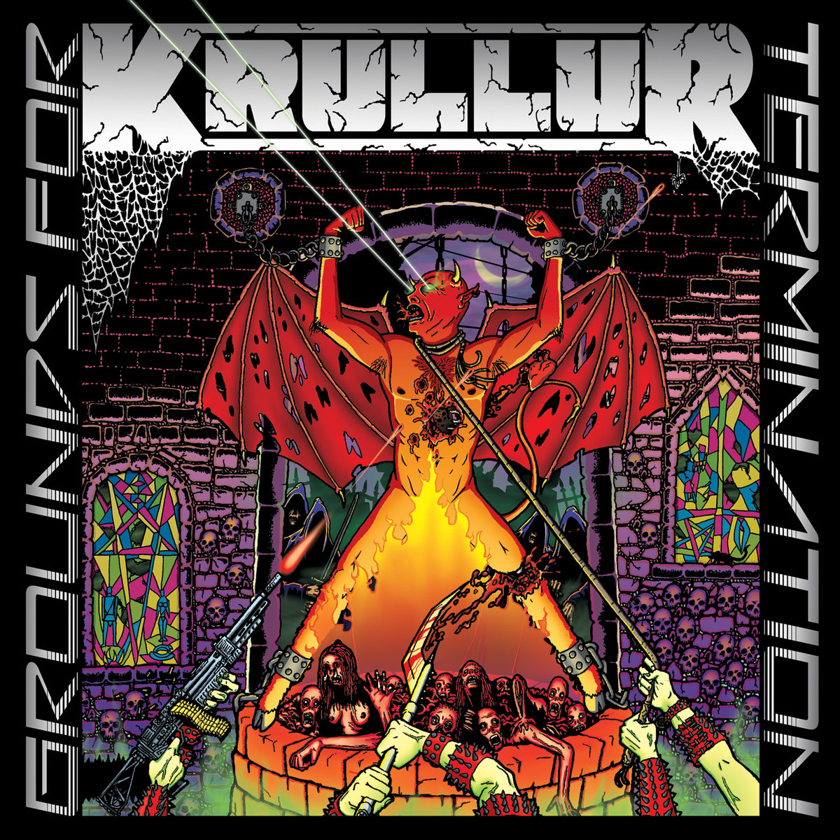 Krullur - Grounds For Termination