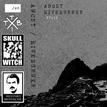 split w/ Hiveburner cover art