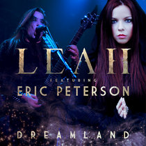 Dreamland (Single) Feat. Eric Peterson cover art