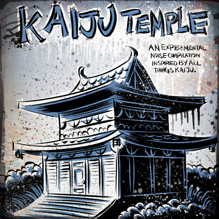 Kaiju Temple cover art