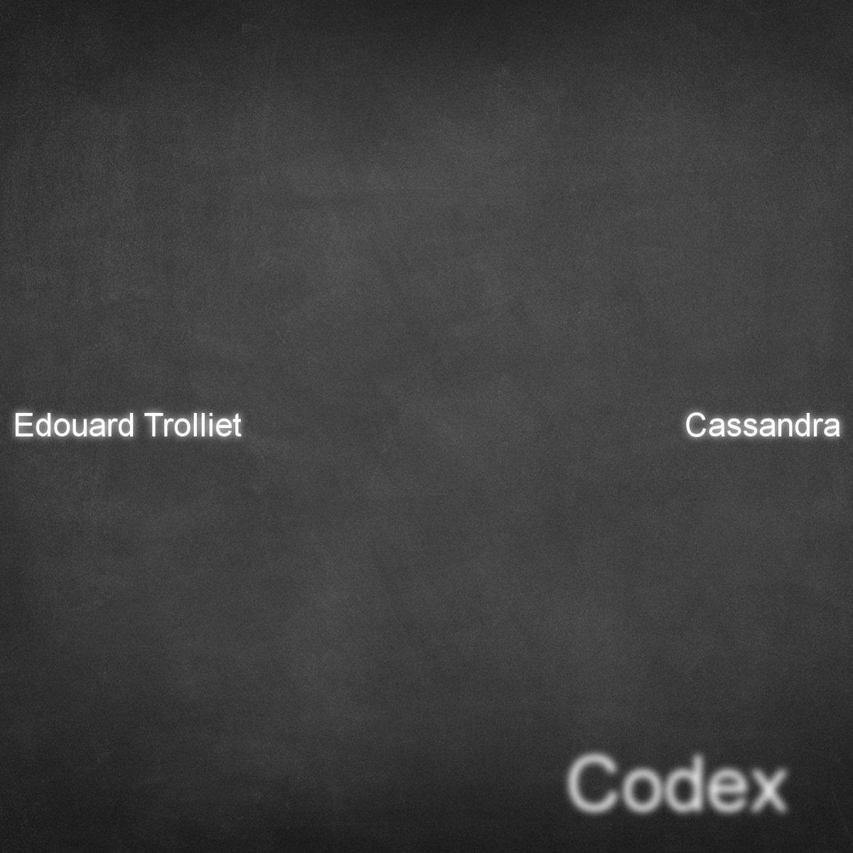 https://dhaturarecords.bandcamp.com/album/cassandra