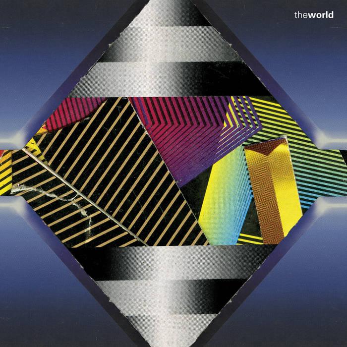THE WORLD - s/t album cover art