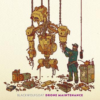 Drone Maintenance cover art