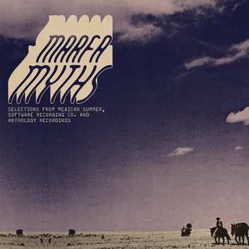 Marfa Myths Compilation cover art
