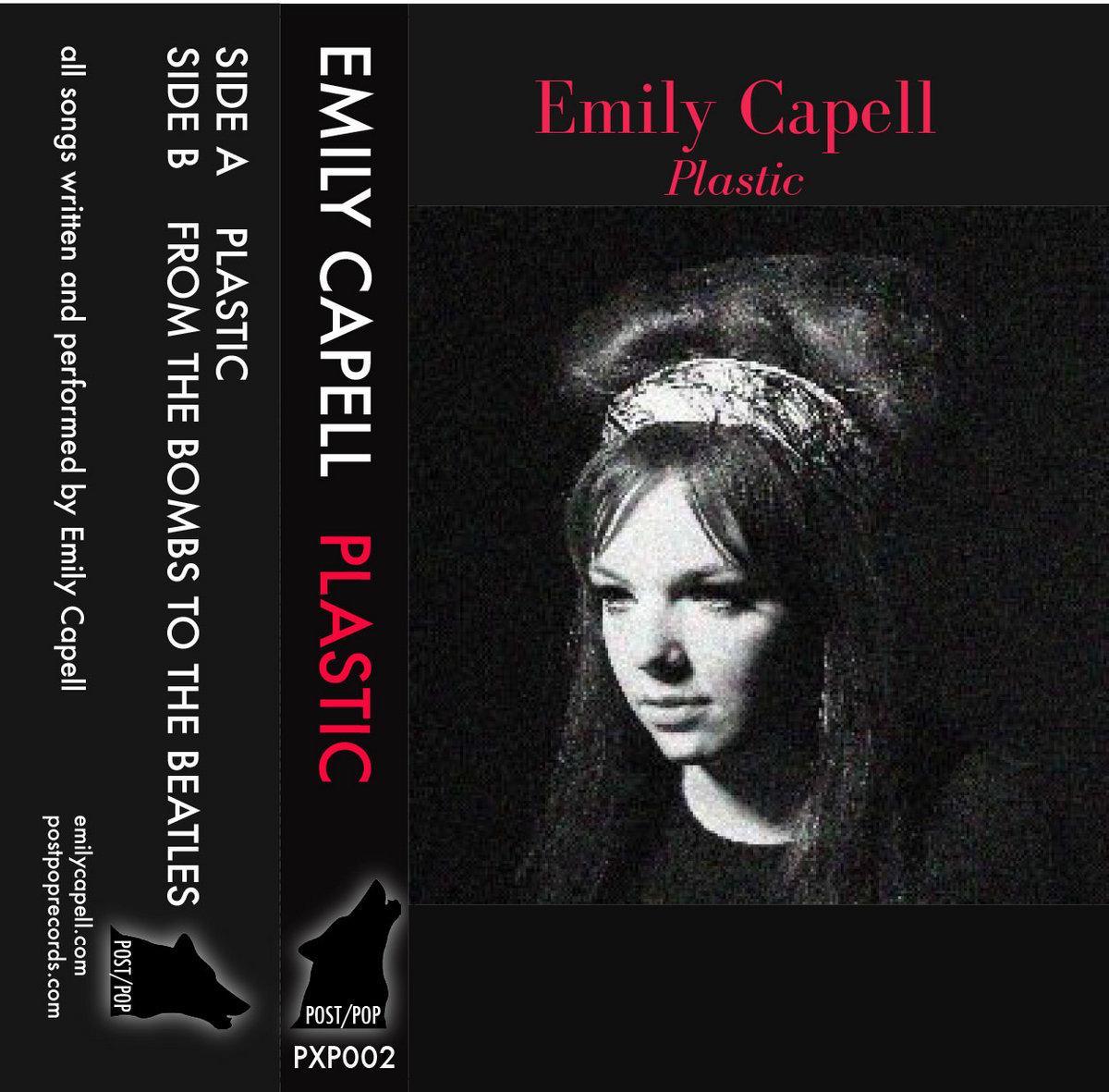 EMILY CAPELL - PLASTIC (PXP002)
