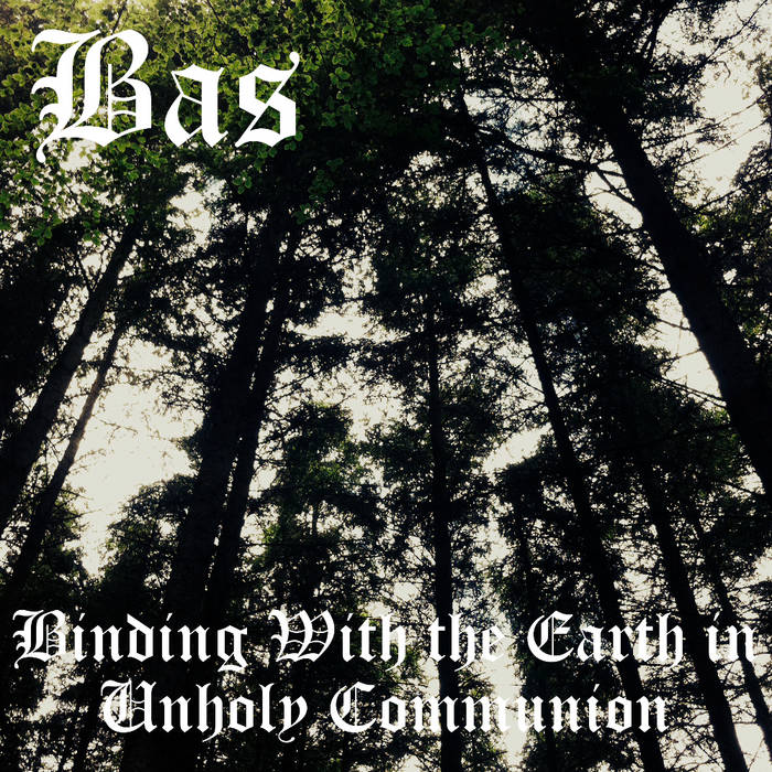 Binding with the Earth in Unholy Communion cover art