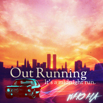 Out Running cover art