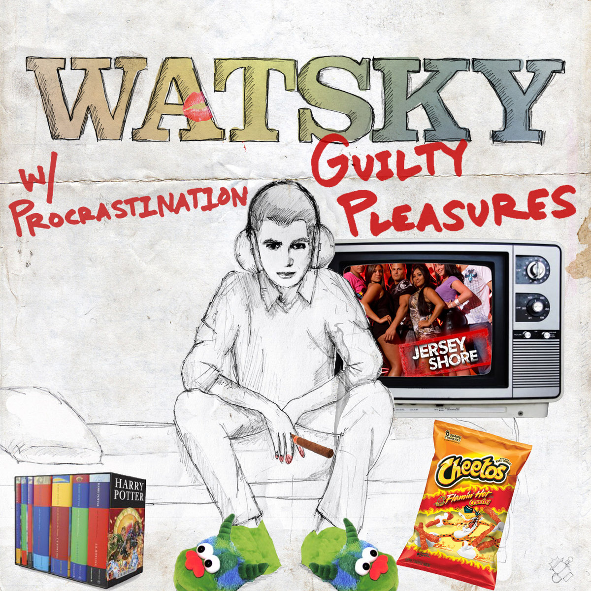 Guilty Pleasures Album Cover Guilty Pleasures Cover Art