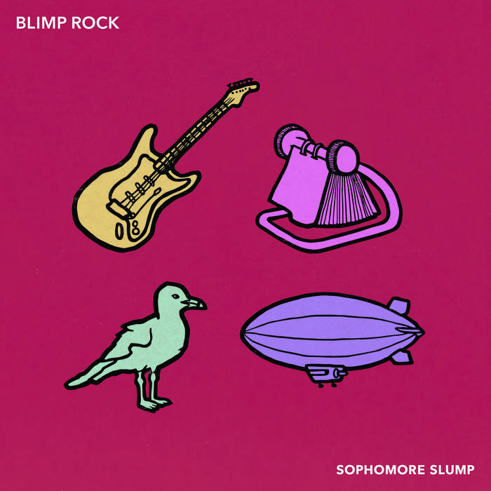 Sophomore Slump cover art