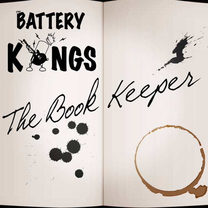 The Book Keeper cover art