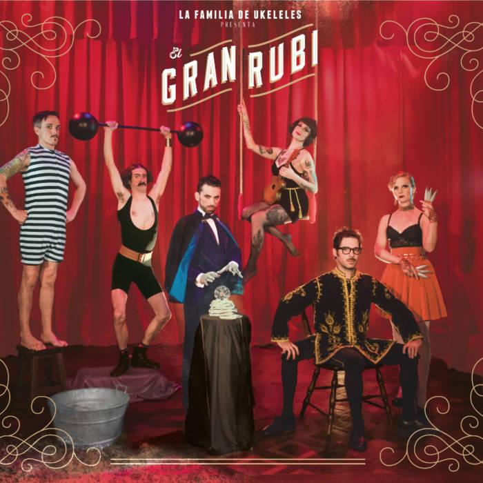 El Gran Rubí cover art
