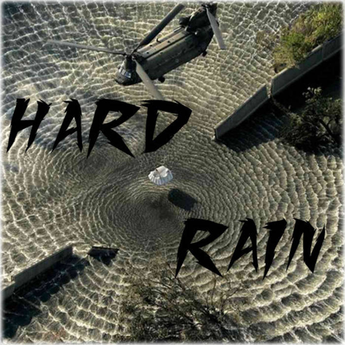 2xTuesday vol. 7: Hard Rain/We cover art