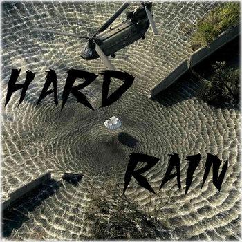 2xTuesday vol. 7: Hard Rain/We cover art