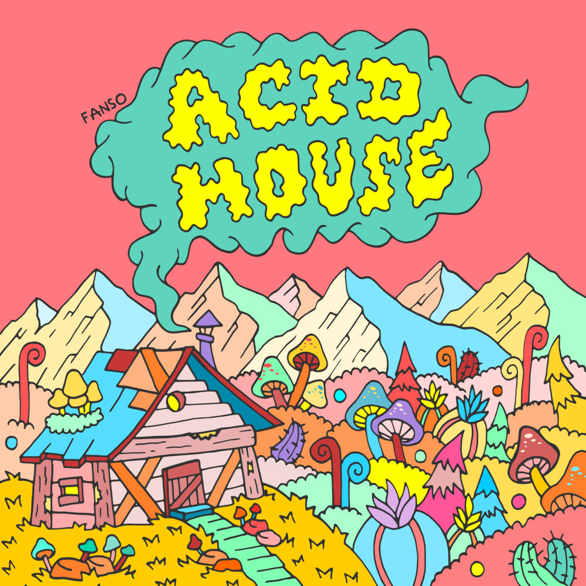 Stream fanso presenta acid house versosperfectos for Acid house records