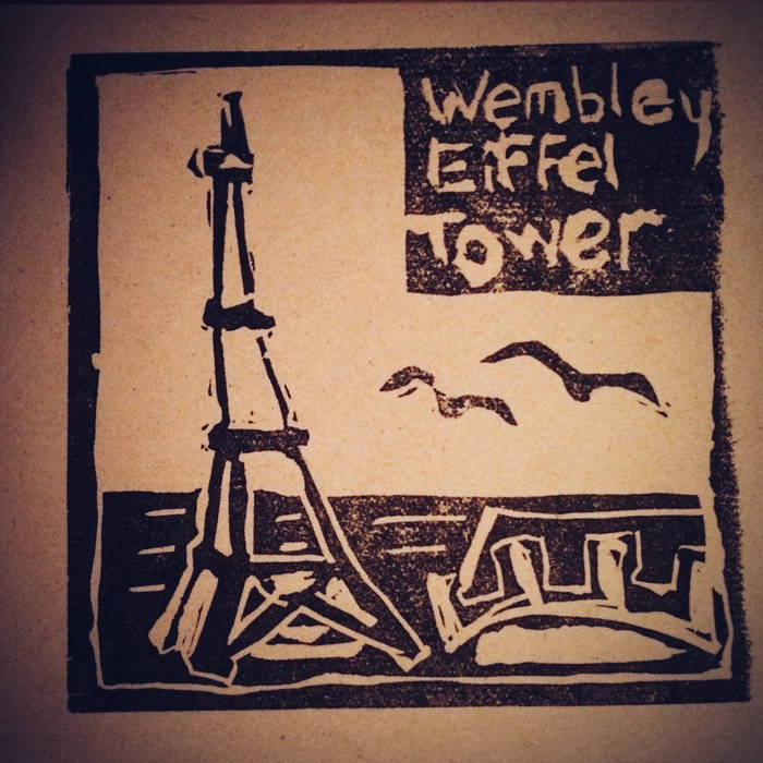 Wembley Eiffel Tower cover art
