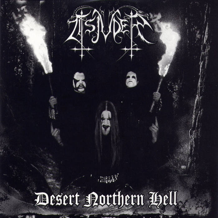 Desert Nothern Hell cover art