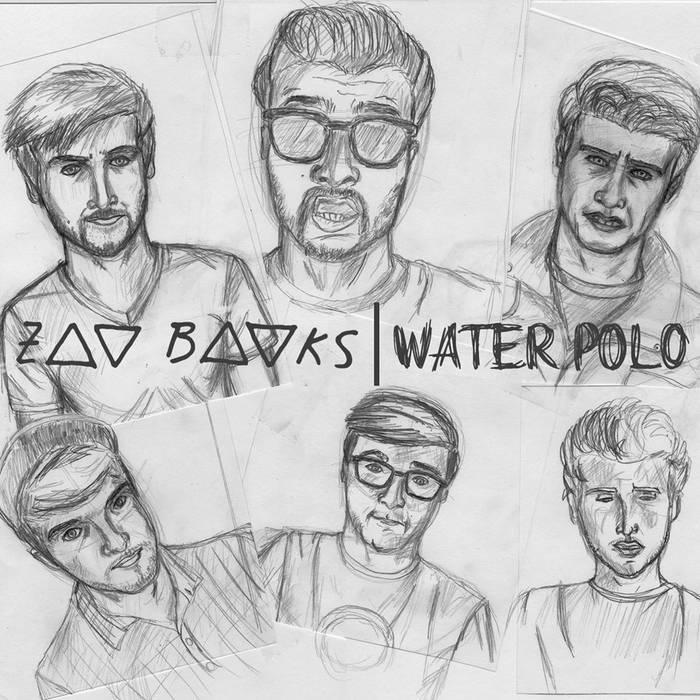 Water Polo / Zoo Books Split cover art