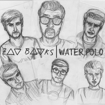 Water Polo / Zoo Books Split cover art