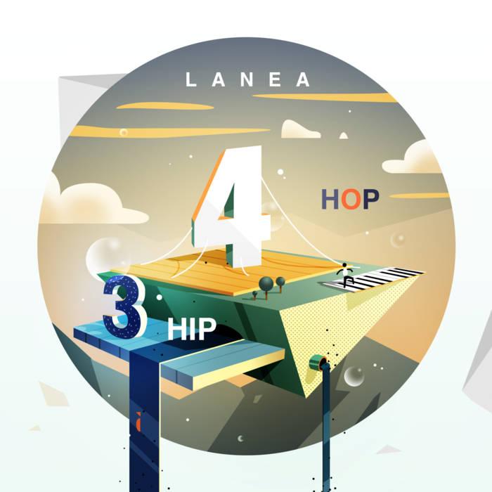 Lanea - 3HIP4HOP (2016)