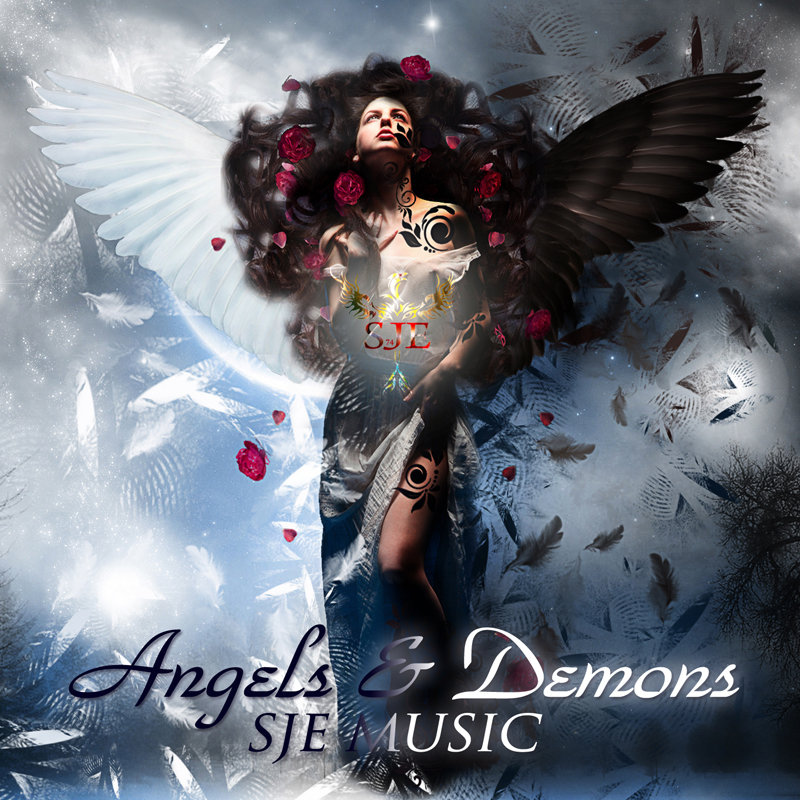 Angels Demons Album Cover