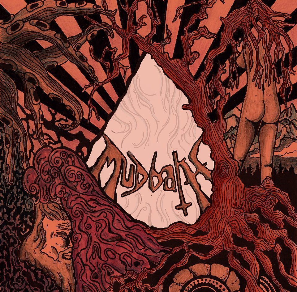Mudbath - Red Desert Orgy