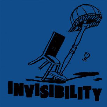 Invisibility cover art