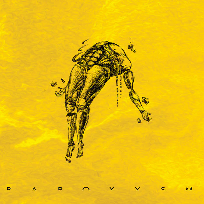 Paroxysm cover art