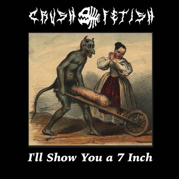 """I'll Show You A 7 Inch (7"""") cover art"""