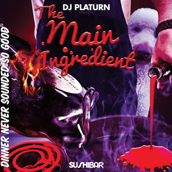The Main Ingredient V.1 cover art