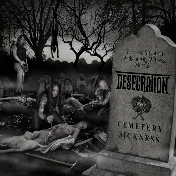 Cemetery Sickness cover art