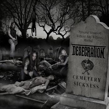 Cemetery Sickness cover art