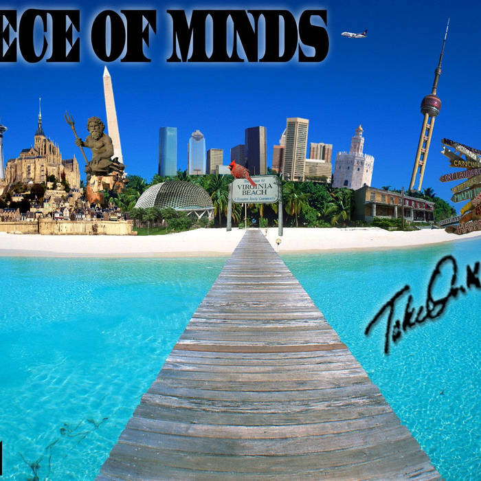 Piece of Minds cover art