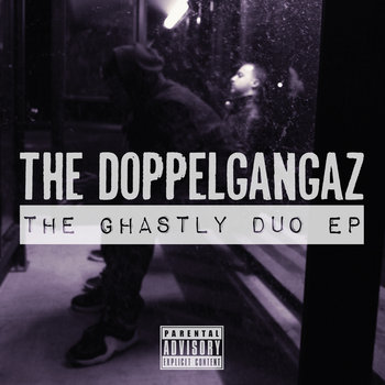 The Ghastly Duo EP cover art