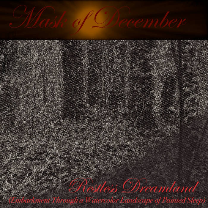 Restless Dreamland (Single) cover art