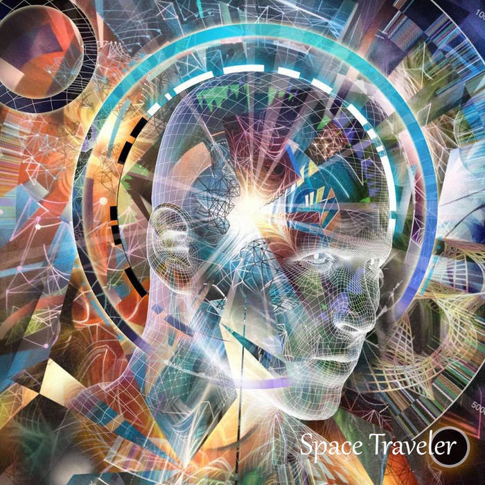 Space Traveler cover art