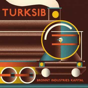 Turksib cover art