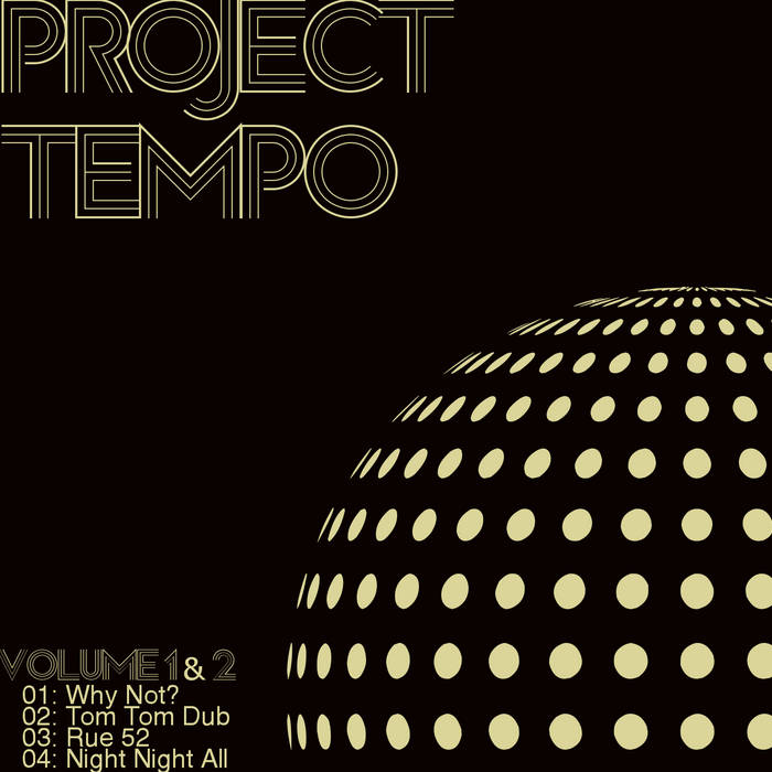 Project Tempo Vol 1&2 cover art