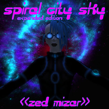 spiral city sky (expanded edition) cover art