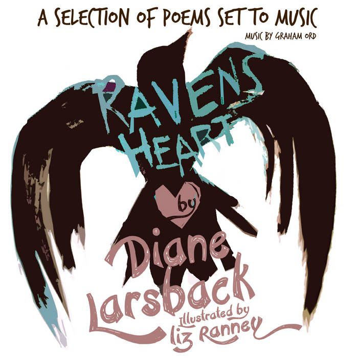 Raven's Heart (poems set to music) cover art
