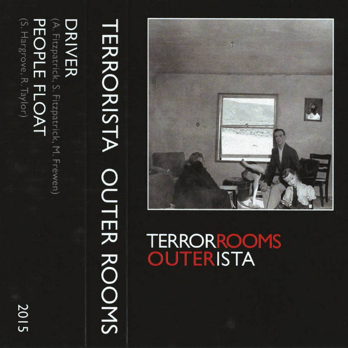 Terror Rooms cover art