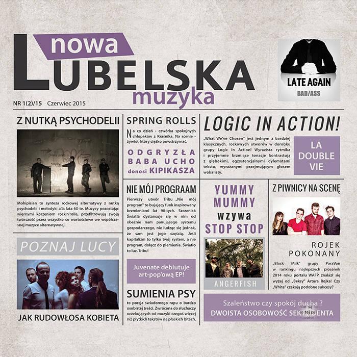 Nowa Lubelska Muzyka 2 cover art