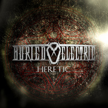 HERETIC cover art